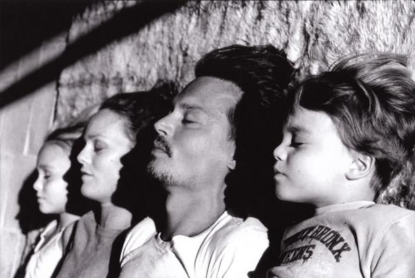 Johnny Depp thinks about the good old days