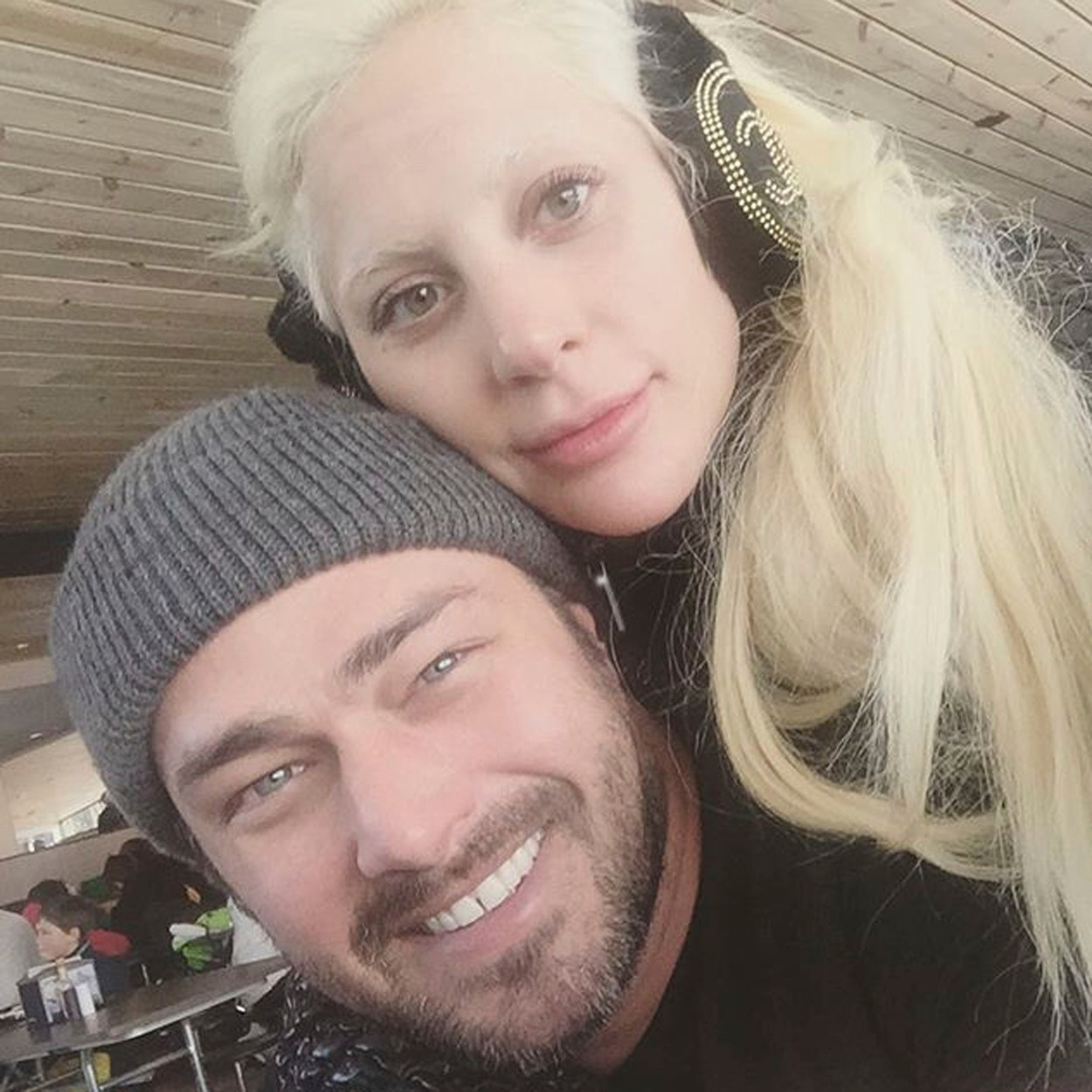 01 Jan 2016 Lady Gaga and Taylor Kinney pictured in this celebrity social media photo!, Image: 270390760, License: Rights-managed, Restrictions: PLEASE CREDIT AS PER BYLINE *UK CLIENTS MUST CALL PRIOR TO TV OR ONLINE USAGE PLEASE TELEPHONE 0208 344 2007* PLEASE CREDIT AS PER BYLINE *UK CLIENTS MUST CALL PRIOR TO TV OR ONLINE USAGE PLEASE TELEPHONE 0208 344 2007*, Model Release: no, Credit line: Profimedia, Xposurephotos