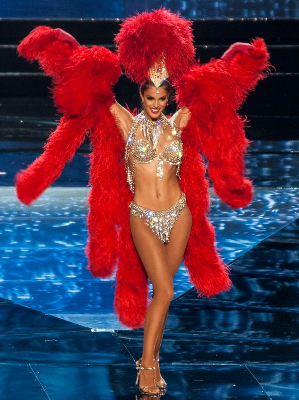 Philippines: Miss Universe national costume competition