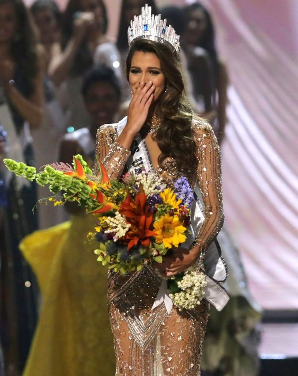 Miss France Crowned Miss Universe 2016
