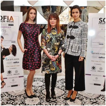 Жени Живкова открива Sofia Fashion Week