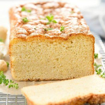Нисковъглехидратен хляб без глутен