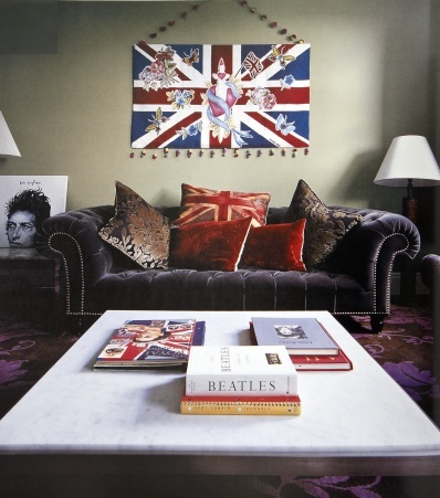 Декорация в британски стил: London