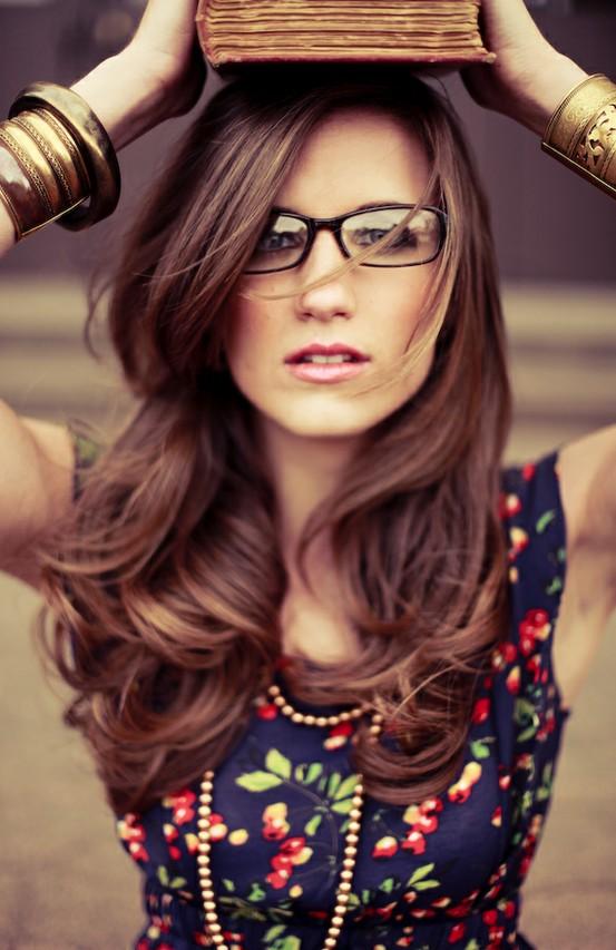 Как да се гримирате, ако носите очила