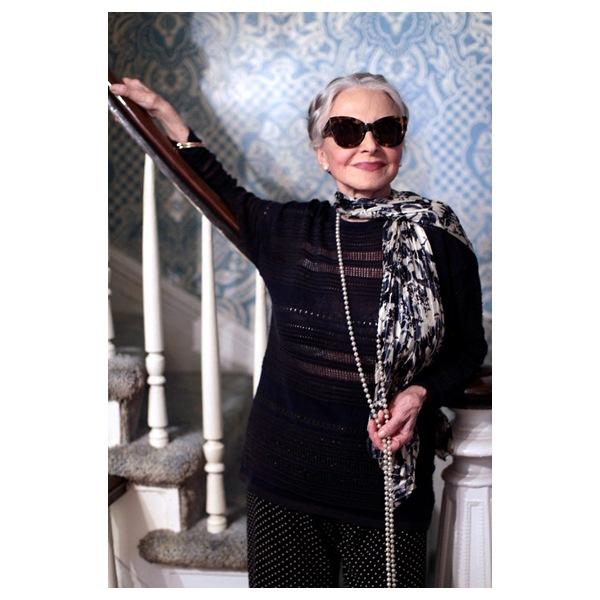 Забавни съвети за красота от стилни възрастни дами